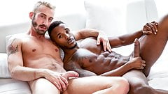 Photoshoot With Interracial Gay Models