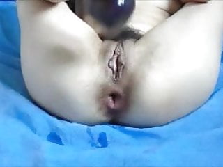 wonderful toy in ass