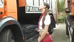 STP1 Sexy Teens Truck Fuck !