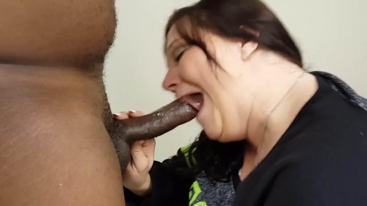 Moms sucking stripper cock