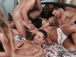 Stunning swing orgy everything allowed