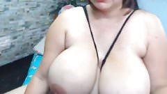 Big Natural Tit Latina Part 2