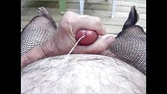 Cum after long edge.nice moans!