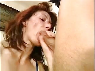 Hairy Redhead Mature Sex On Table