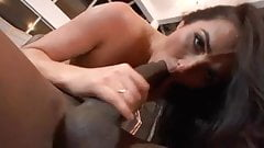 Bianca Breeze cheats on her husband with a BBC's Thumb