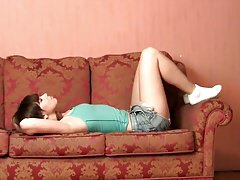 Russian teen Deniska is casting for you