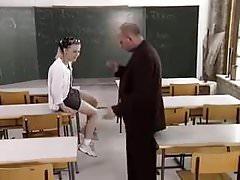 STP4 Schoolgirl Fucks Her Teacher !