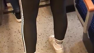 Teen German leggins