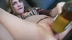 Rachel bottle fuck