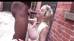 Mature British Milf Sucking Fucking Black Cock