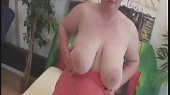 Brunette-BBW-Milf in hot Fucking Action