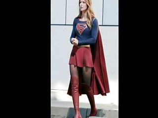 Download video bokep Melissa Benoist - SuperGirl Mp4 terbaru
