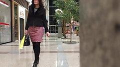 new skirt from kKaren Millen (non-sexual