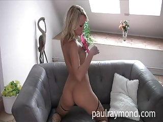 Paul Raymond - Angel from Men Only Magazine