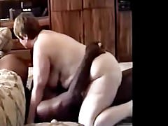 IR3Sum P6of7, Riding his bbc, licking her hairy asshole