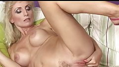 Horny Cougar Kyra Blond With Fake Tits Fun by Dracarys69
