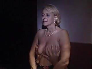 groped Drunk mature woman