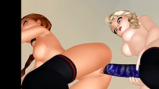 Elsas bad habits  2(sound warning)