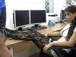 Remarkable, rather office slut german confirm
