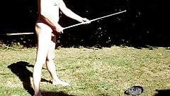 cue cock cue ass paul skewer queue dans queue cul brochette