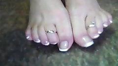 Sammy's Toes Again