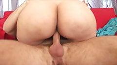 Milf gets anal by boy