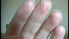 50 - Olivier hands and nails fetish Handworship (04 2015)