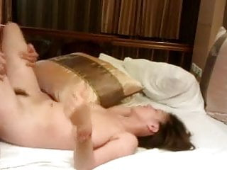Big boob Japanese Wife pounded