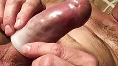 Tenga egg pleasure and cum (3 cums)