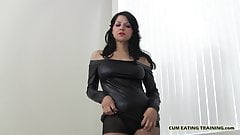 Once I make you cum you have to do something for me CEI