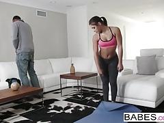 Babes - Black is Better - Jovan Jordan and Abella Danger - A