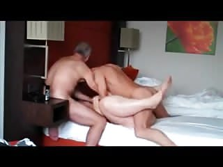 Sharing wife with a younger guy