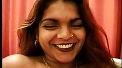 European Indian girl Serena