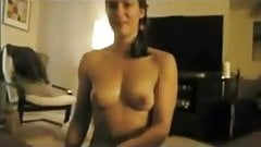 question deauxma first anal strapon think, that