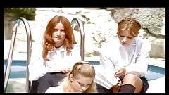 Les Petites Ecolieres 1980 son Francais