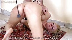 dr Lomp World - Suzy the Clumsy Bitch2