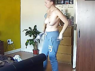 Download video bokep Blonde Milf Mom Mum Mature Topless - Hacked IP Camera Mp4 terbaru
