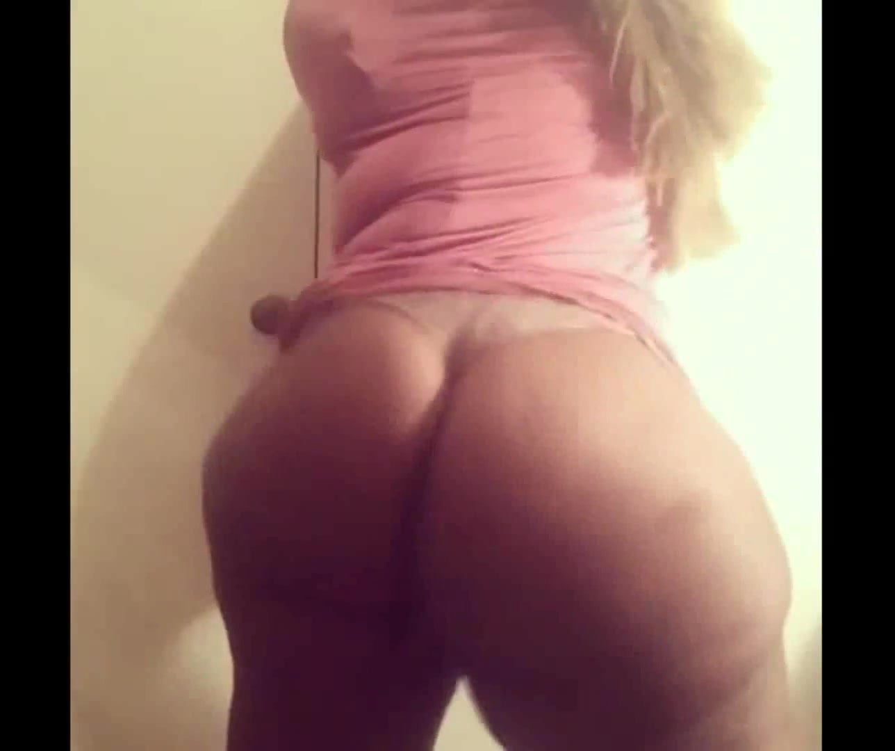 big bum twerking