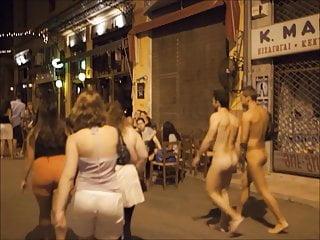 Guys Walk Naked In Public Cfnm