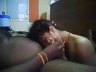 Indian teacher and student