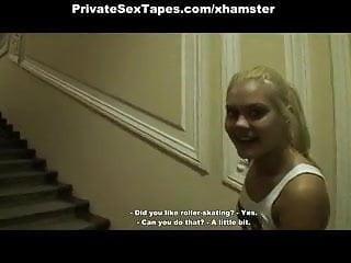 Free victoria beckom sex scene - Amateur sex free scenes of blonde girl fucking in porch