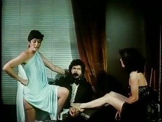 Vintage: 70s Threesome