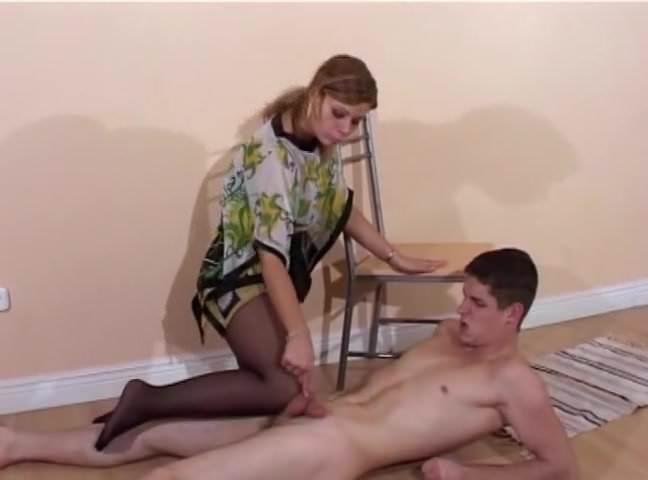 charlotte ballbusting feet femdom 2