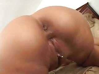 blonde big titted slut eat ass and fucks rimming