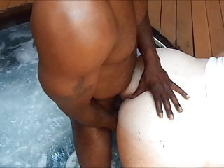 Cheating Wife Being Fucked In The Tub