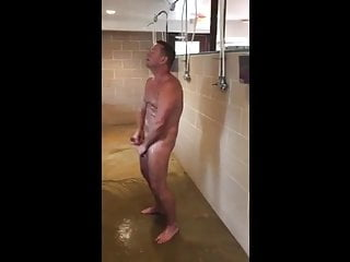 public shower time