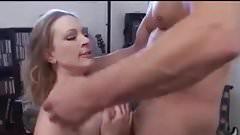 Big Natural Tit MILF Vicky Vixen Gets Fucked