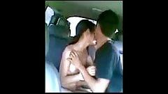 Nadu from Cebu - In car sex