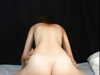 Horny Cheating Wife riding Cock with cumshot