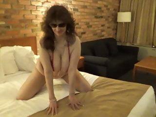 Tinja Busts Out Of A Corona Bikini